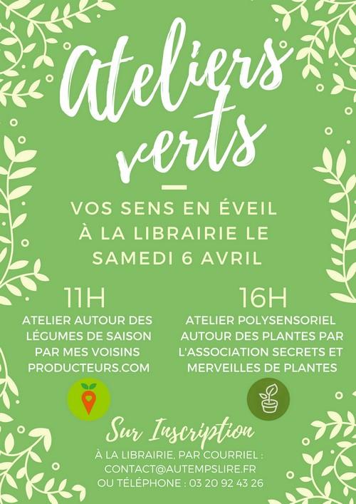 Ateliers Verts