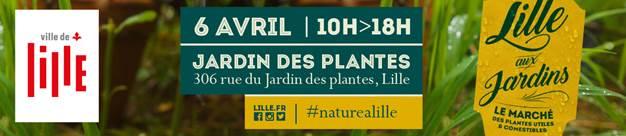 Lille Aux Jardins 2019